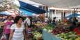 Shoppers of the Suva Municipal Market