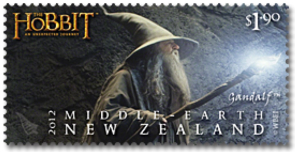 """One Hobbit Stamp"""