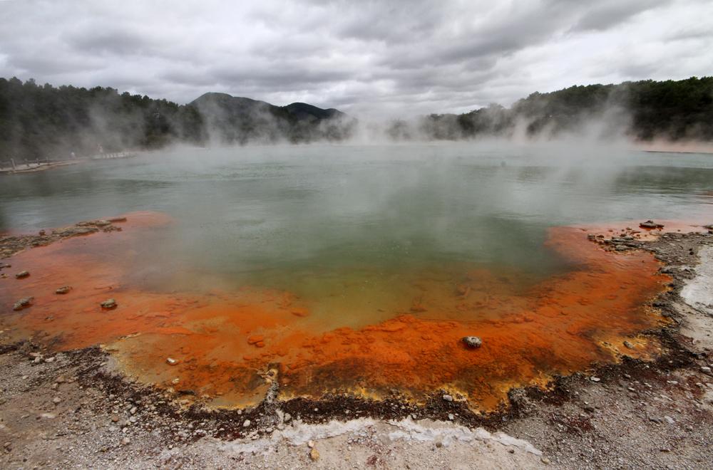 Rotorua stinks…literally!