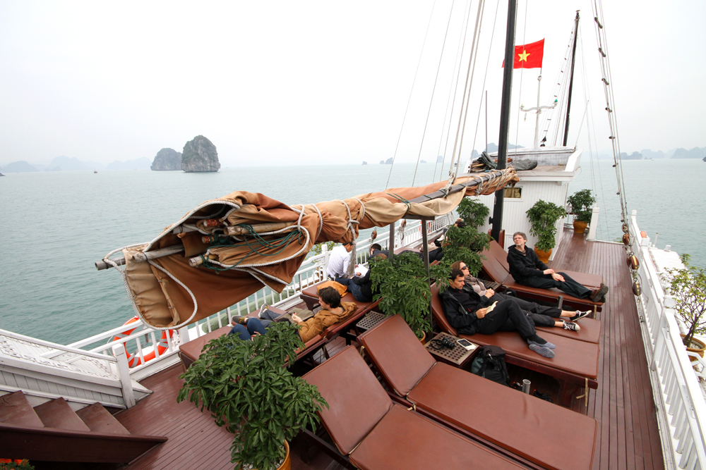 When Hanoi annoys, head to Ha Long (and beyond)