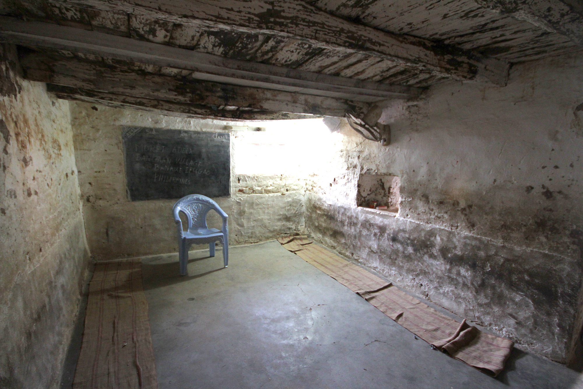 Khajuraho classroom