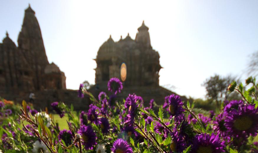 Sanctum of Chitragupta Temple