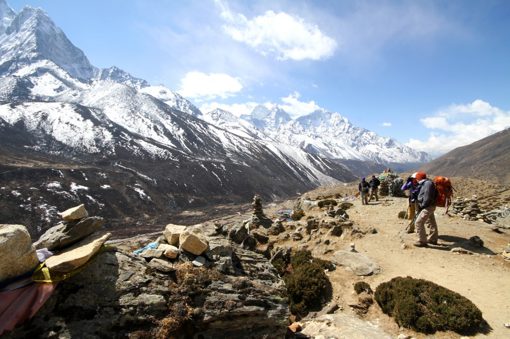 Some pros and cons of hiring a tour company for your Everest Base Camp trek