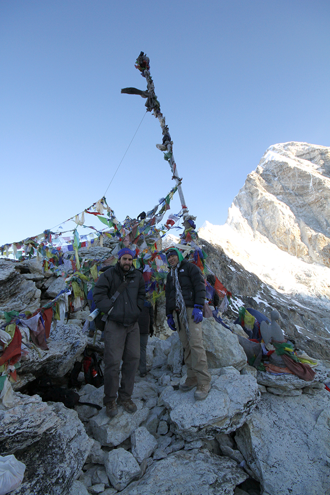 Kala Patthar: The coldest we've ever been