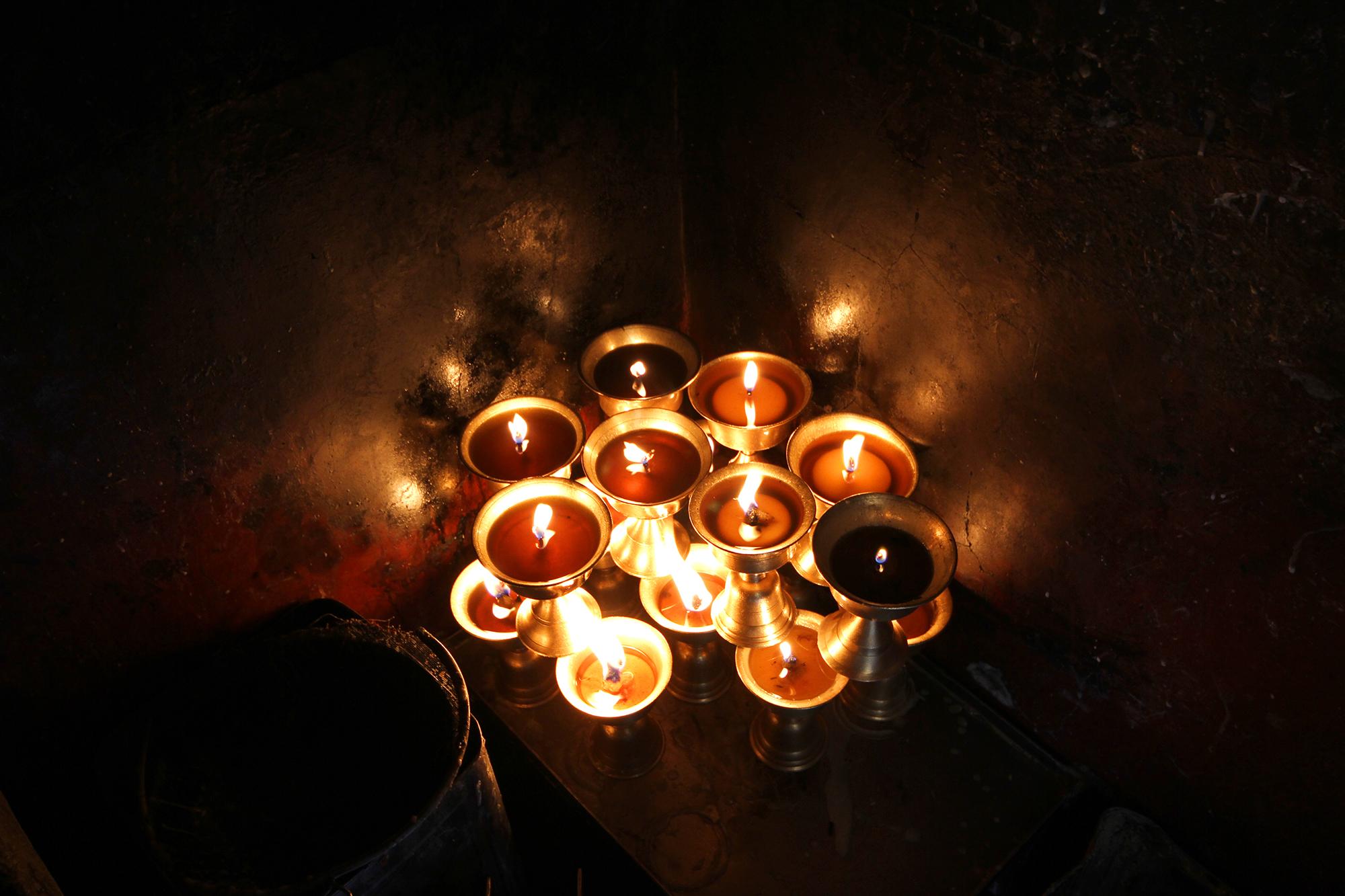 prayer lights