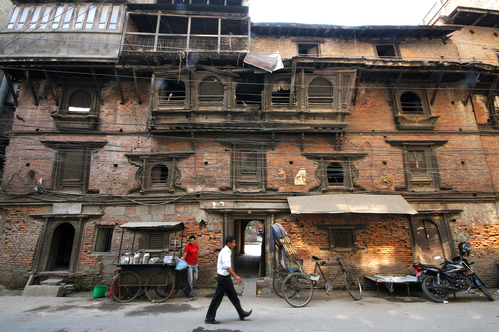 Kathmandu architecture