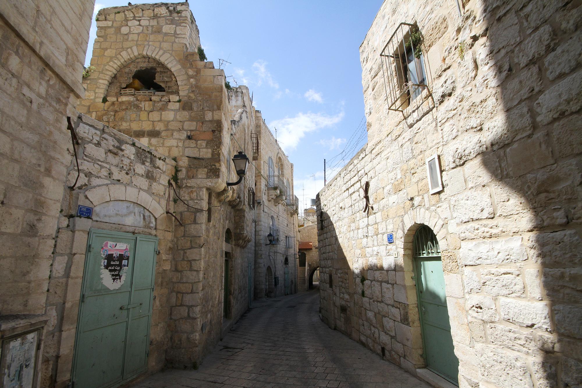 Bethlehem streets