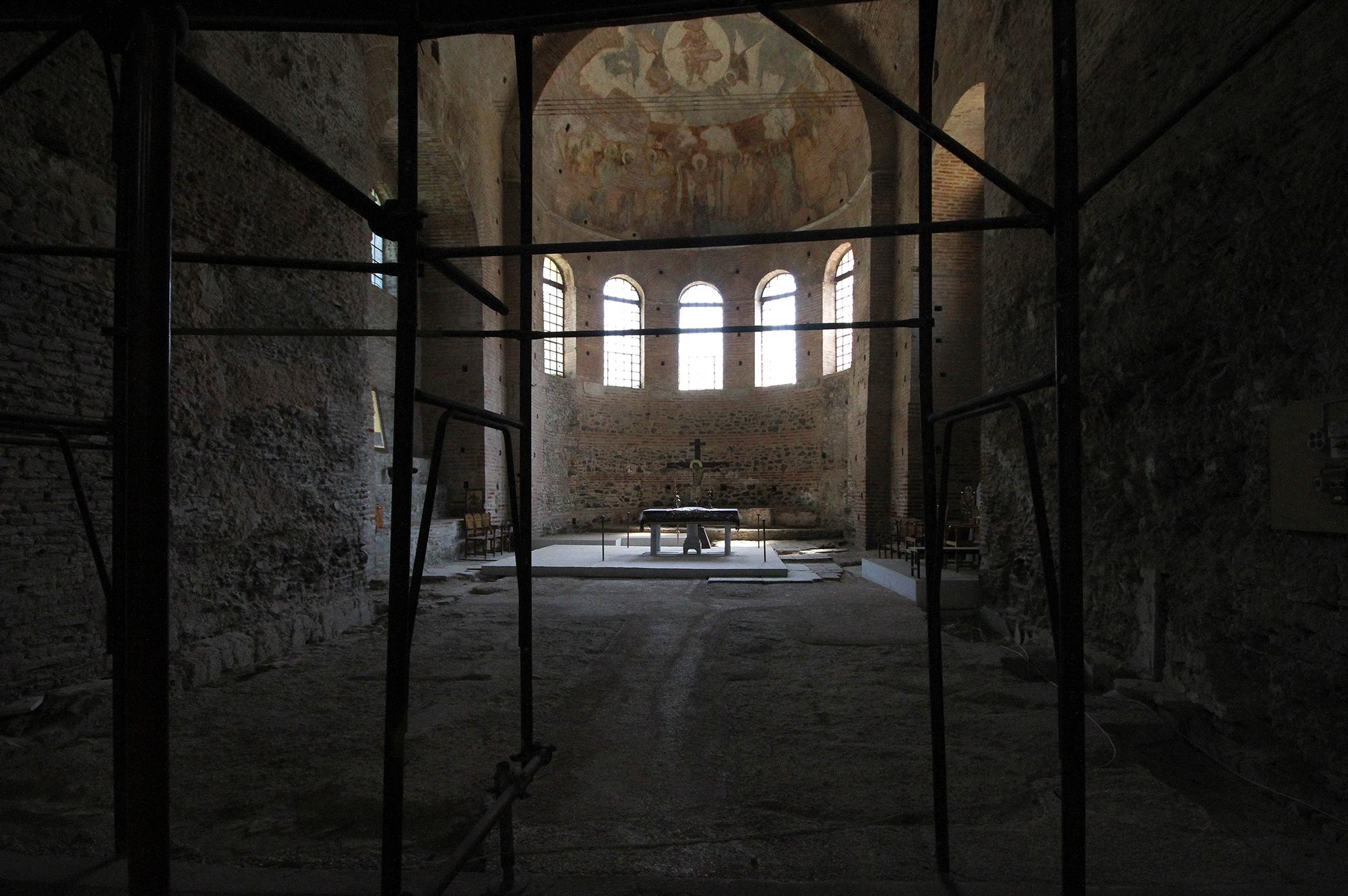 Agios Georgios altar