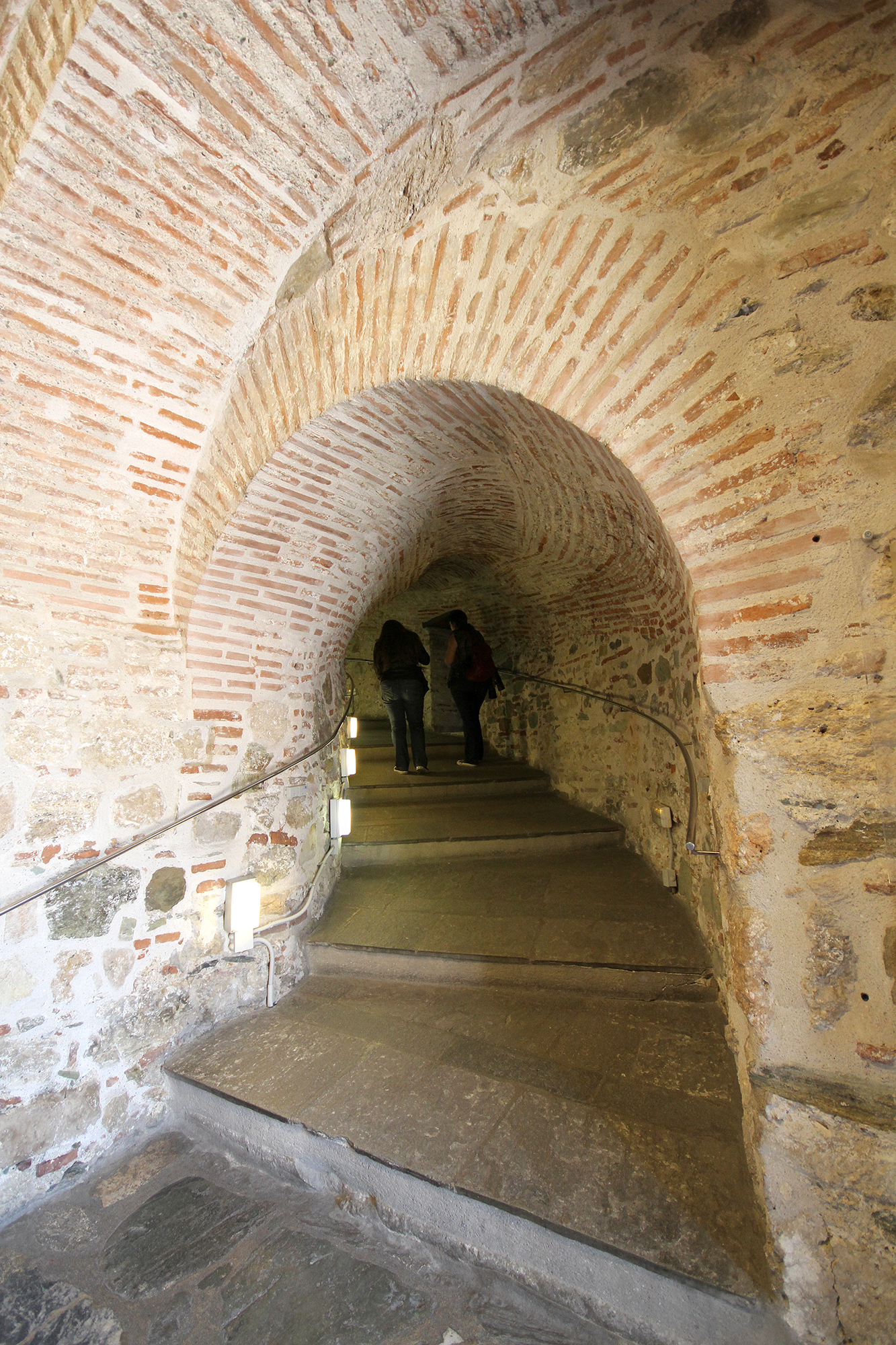 White Tower stairs