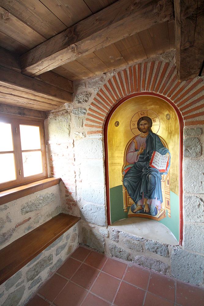 monastery art
