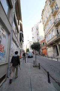 Istanbul walk